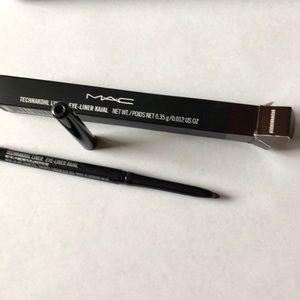 MAC technakohl eye liner BROWNBORDER